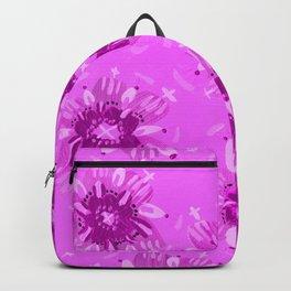 Lavender Christie Rose Backpack