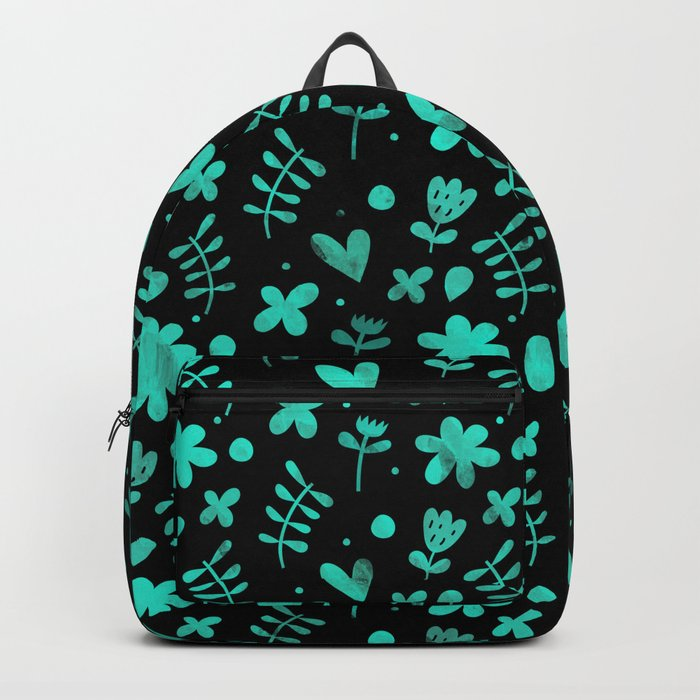 Colorful Lovely Pattern XVII Backpack