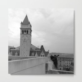 Old Post Office Building Metal Print