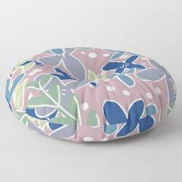 Cutesy Flowers Floor Pillow