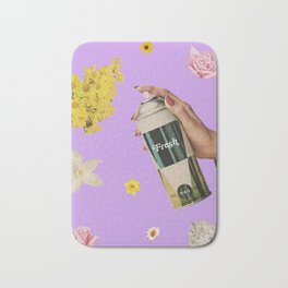 Spring Cleaning Bath Mat