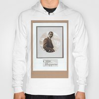bond Hoodies featuring Classic Bond by AuthenticPaperCreations