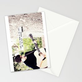 Sam Woolf - The First Someone Stationery Cards