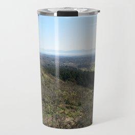 View from Mt. Doug Travel Mug