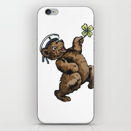 Lucky You! iPhone Skin