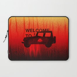 Welcome To... Laptop Sleeve
