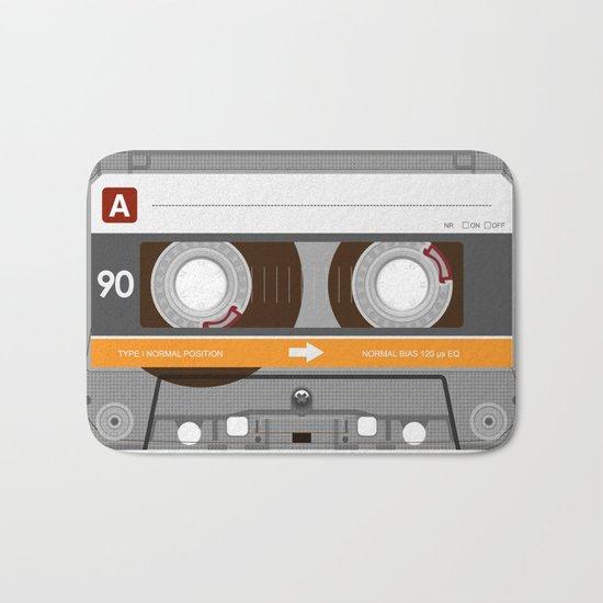 K7 Cassette 6 Bath Mat