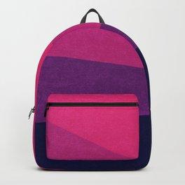 Stripe VII Ultraviolet Backpack