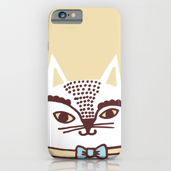 Katze #3 iPhone & iPod Case