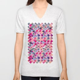 Block Party! Unisex V-Neck