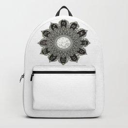 Astrology Signs Mandala Backpack