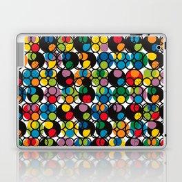 POP - Circles Laptop & iPad Skin