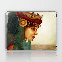 Sibylla, Queen of Jerusalem Laptop & iPad Skin
