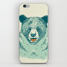 Happy Bear iPhone Skin