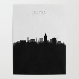 City Skylines: Lincoln Poster