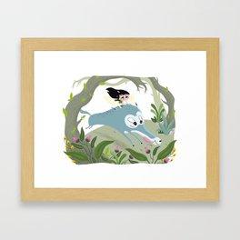 Anais II Framed Art Print