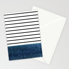 MaRINiera with night blue Stationery Cards