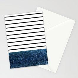 MaRINiera with night blue Stationery Cards