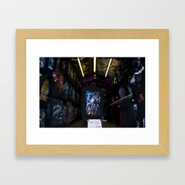 Alternative Camden Framed Art Print