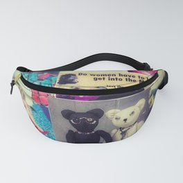 photo collage Fanny Pack