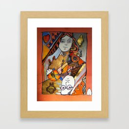Ondrea Duncan  Framed Art Print