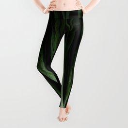 Green onion Leggings