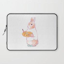 Artist Bunny Laptop Sleeve