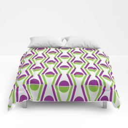 Grape and Vine Pattern Comforters