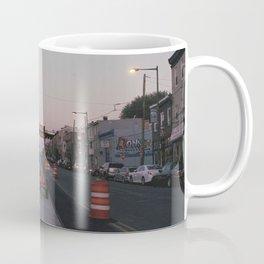 endless construction on girard Coffee Mug