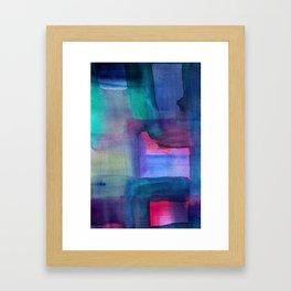Abstract:  Mood Framed Art Print