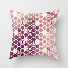 Stars Pattern #002 Throw Pillow