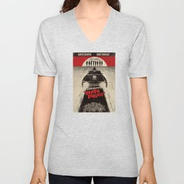 Death Proof Movie Poster Written And Directed By Quentin Tarantino Spanish Version Artwork, Posters, Unisex V-Neck