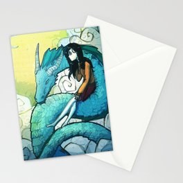 Dragon Dreams Stationery Cards