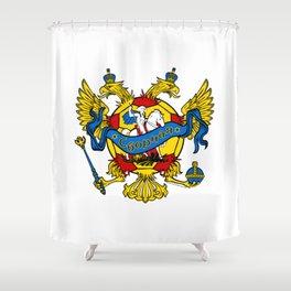 Russia Сборная (Sbornaya, The National Team) ~Group A~ Shower Curtain