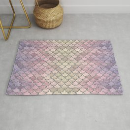 02 Mermaid Scales Rug