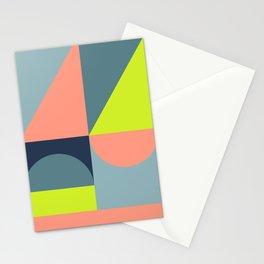 Modern Geometric 43 Stationery Cards