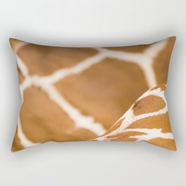 Wildlife Collection: Giraffe Rectangular Pillow