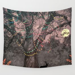 The party... Wall Tapestry