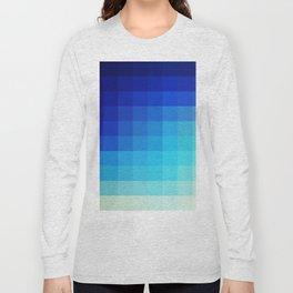 Abstract Deep Water Utukku Long Sleeve T-shirt