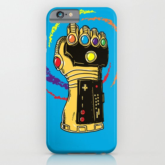 Infinity Power iPhone & iPod Case