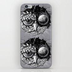 Owl Day & Owl Night iPhone Skin