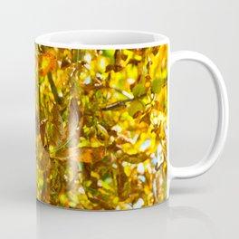 Autumn leaves pattern Coffee Mug
