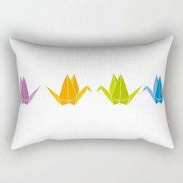 ORIGAMI Rectangular Pillow