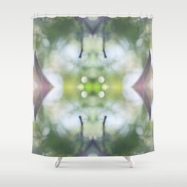 Nature Kaleidoscope #3 Shower Curtain
