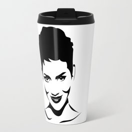 Halle Berry Travel Mug