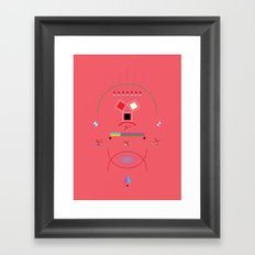 disclosure Framed Art Print
