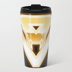 Cobra Clan 2080 Logo Metal Travel Mug
