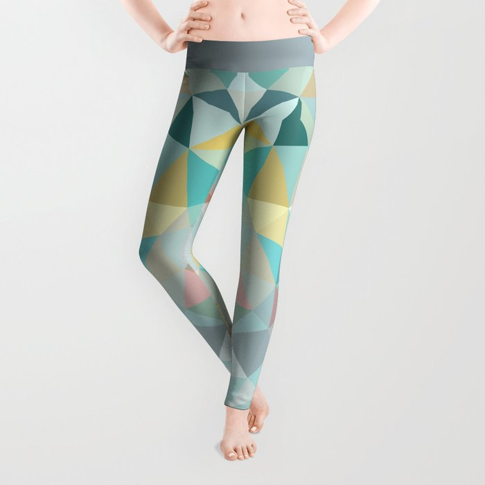 Pastel Tris Leggings