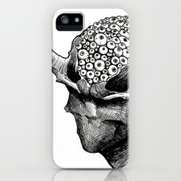 The Vision iPhone Case