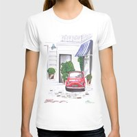 holiday T-shirts featuring Holiday by Propellorhead